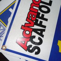 corflute sign printing